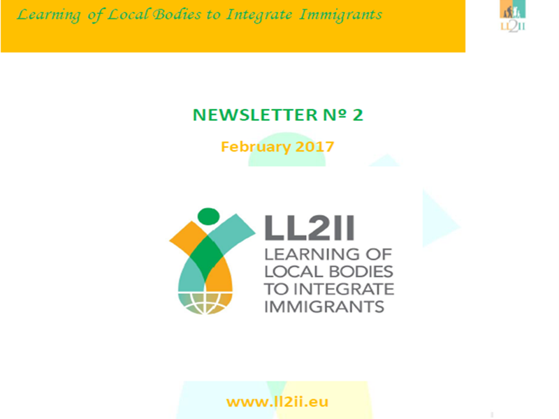 Second E-Newsletter from LL2II