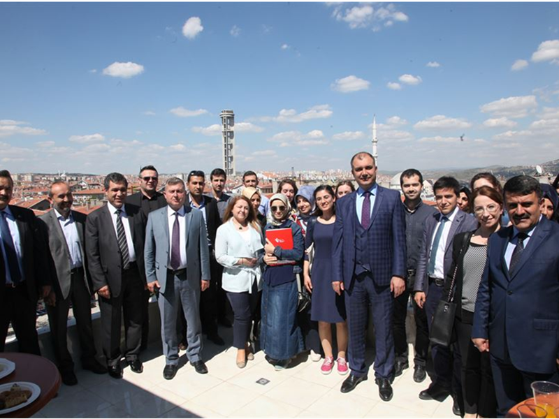 LL2II Roundtable in Turkey